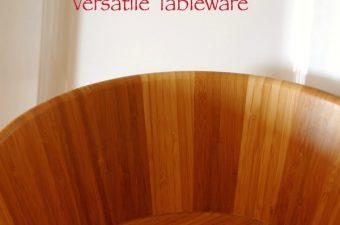 Budget Basics- Versatile Tableware and Giveaway!