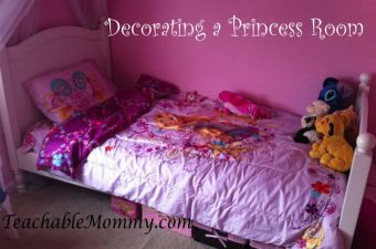 Easy Ways to Decorate a Princess Bedroom
