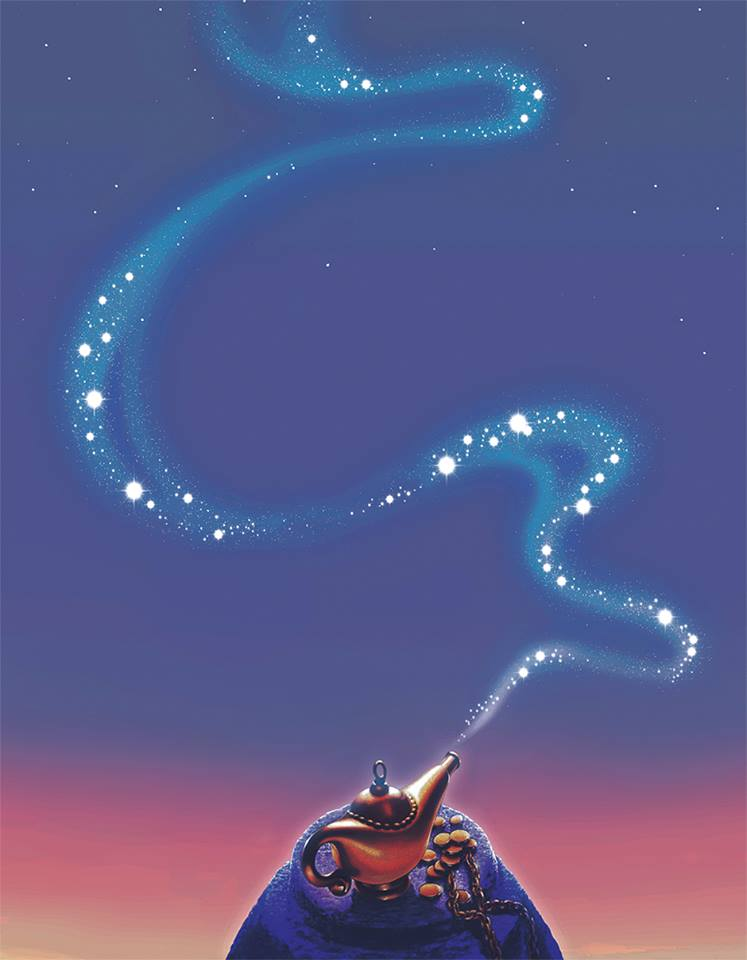 Genie You're Free, Robin Williams Genie