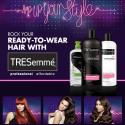 Get Red Carpet Ready with Walmart and TRESemmé