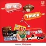 Walgreens, Unilever ice cream brands, #IceCreamRun