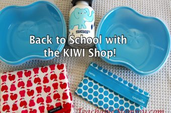 Back to School with the KIWI Shop!