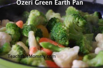 The Ozeri Green Earth Pan is Recipe Perfect!
