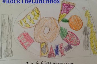 Rock the Lunchbox and Win! #RocktheLunchbox