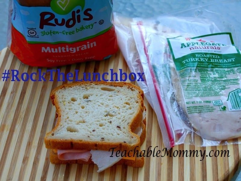 Rock The Lunchbox Giveaway, Healthy Kid Lunch Ideas, School Lunch ideas, #RockTheLunchbox