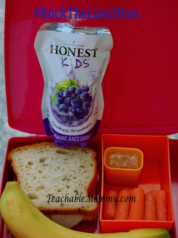Rock The Lunchbox Giveaway, Healthy Kid Lunch Ideas, School Lunch ideas, #RockTheLunchbox