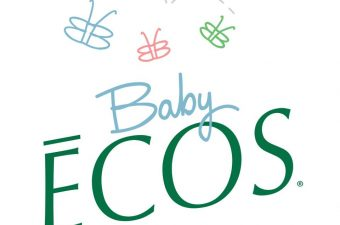 Green Cleaning with Baby ECOS