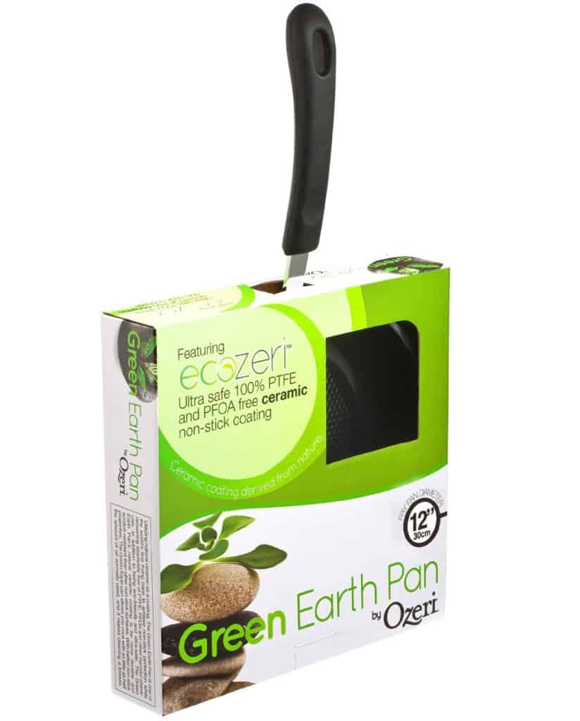 Ozeri 12inch Green Earth Pan