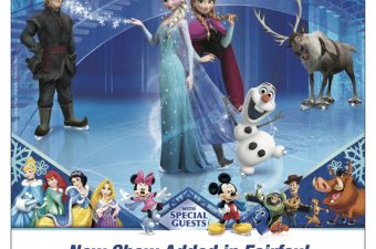 Disney On Ice Presents Frozen! Enter to Win a Family 4 Pack of Tickets!