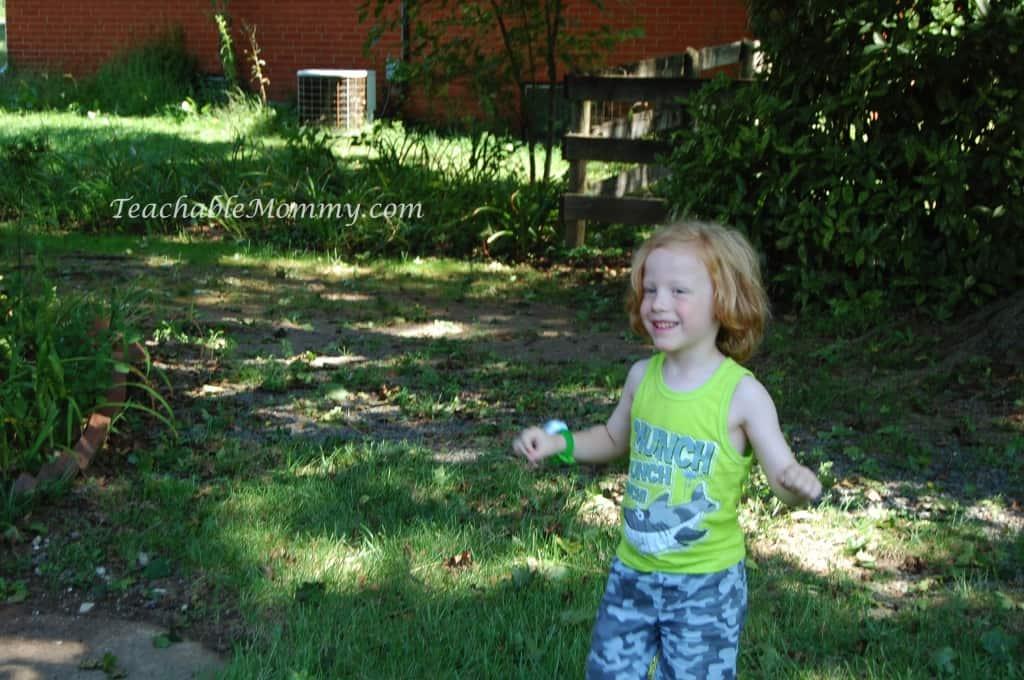 #FitMadeFun LeapFrog LeapBand, exercise for kids, fitness for kids
