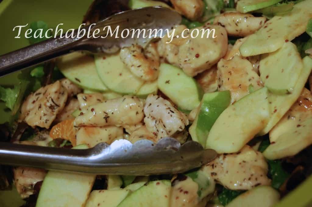 Morton Salt MommyParty #MortonSaltGirl100, Easy Chicken Recipe