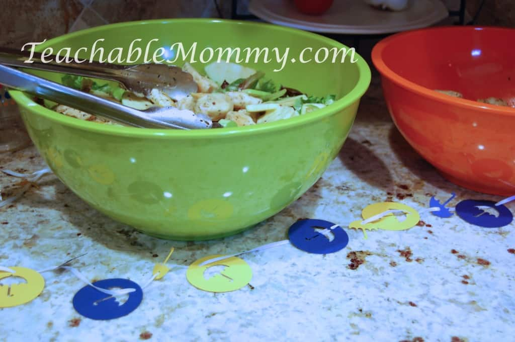 Morton Salt MommyParty #MortonSaltGirl100, Easy Chicken Recipe
