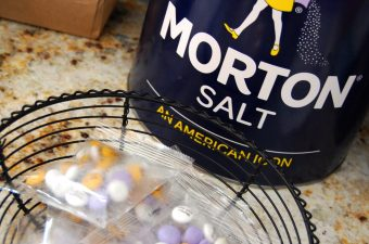 Happy 100th Birthday Morton Salt Girl, Party Time!