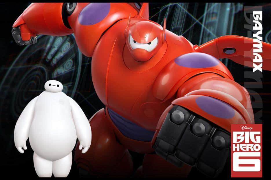 Big Hero 6 trailer, images