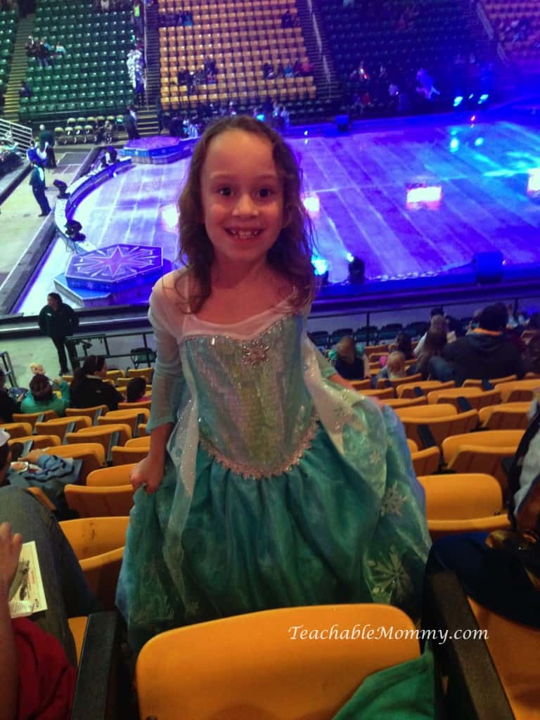 Disney On Ice presents FROZEN!