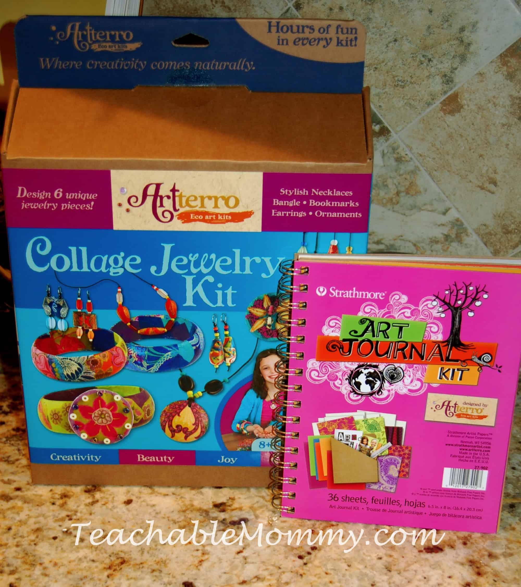 Eco Friendly Super Fun Artterro Art Kits For Kids Discount Code