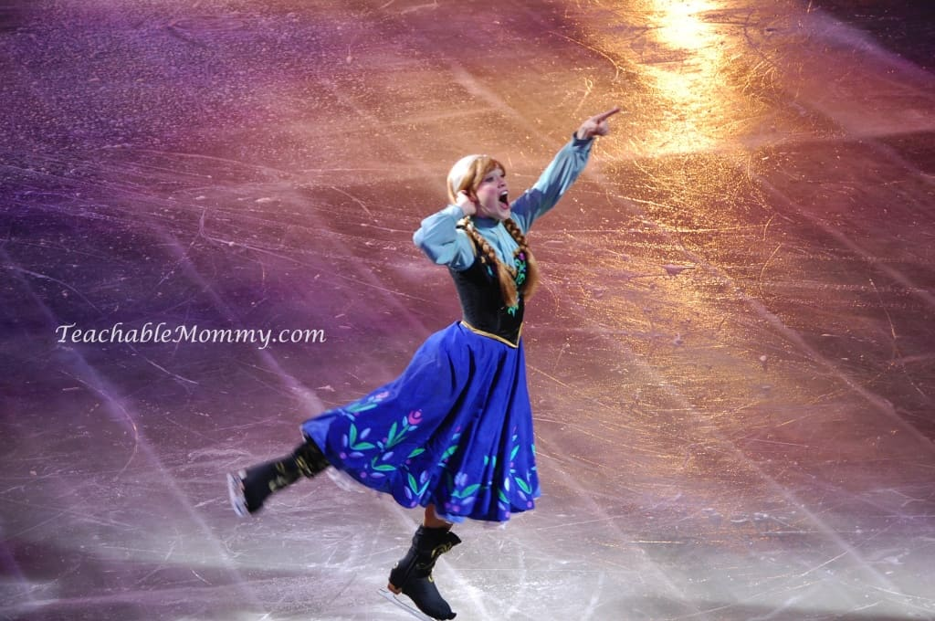 Disney On Ice presents FROZEN! , Anna