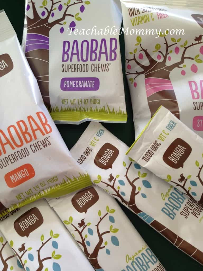 Superfoods from Bonga Foods