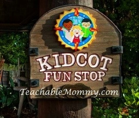 Walt Disney World free activities, Kidcot at Epcot, Free Passport at Epcot