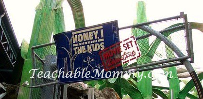 Walt Disney World free activities, Honey I shrunk the kids playground