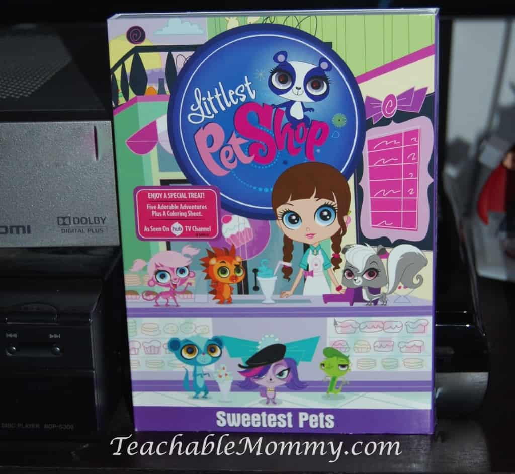 Watch Littlest Pet Shop on Discovery Family (formerly Hub Network )#LittlestPetShop #MC #sponsored