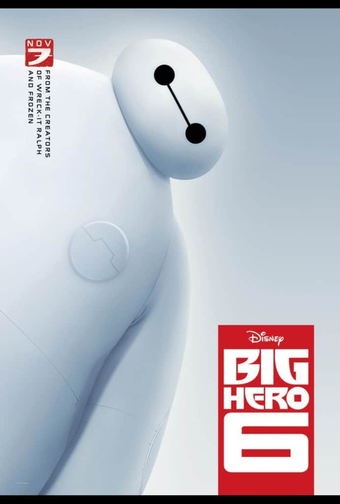 Big Hero 6 movie review, Big Hero 6 free printables