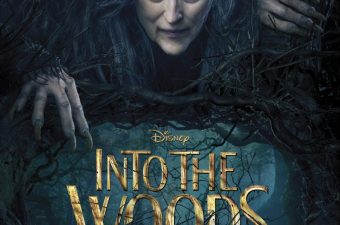 "This Christmas, Go ""Into the Woods"" #IntoTheWoods"