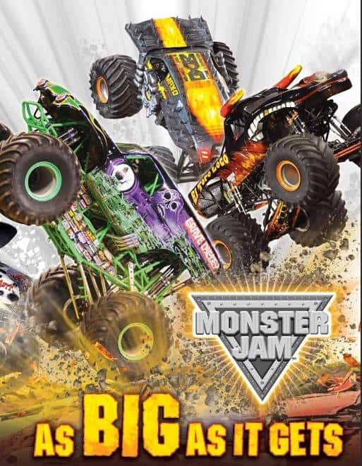 Monster Jam Verizon Center tickets giveaway