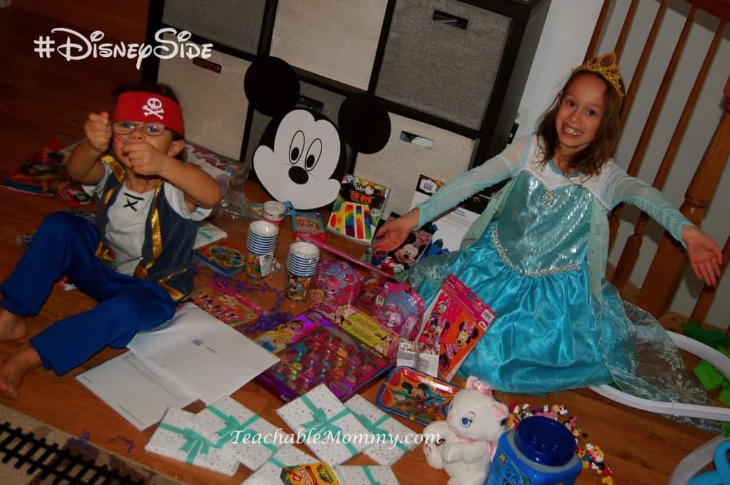 #DisneySide @ Home Party