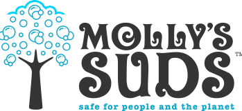 Do Laundry the Natural Way with Molly's Suds