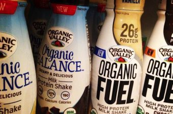 Organic Valley's New Protein Shakes, Delicious and Healthy Too! Giveaway Included