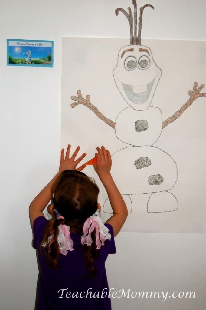 Frozen Birthday Party ideas, Frozen Birthday Crafts, Frozen Games, Frozen Free Printables, Frozen Party Decorations, Frozen Party, Frozen Olaf Game