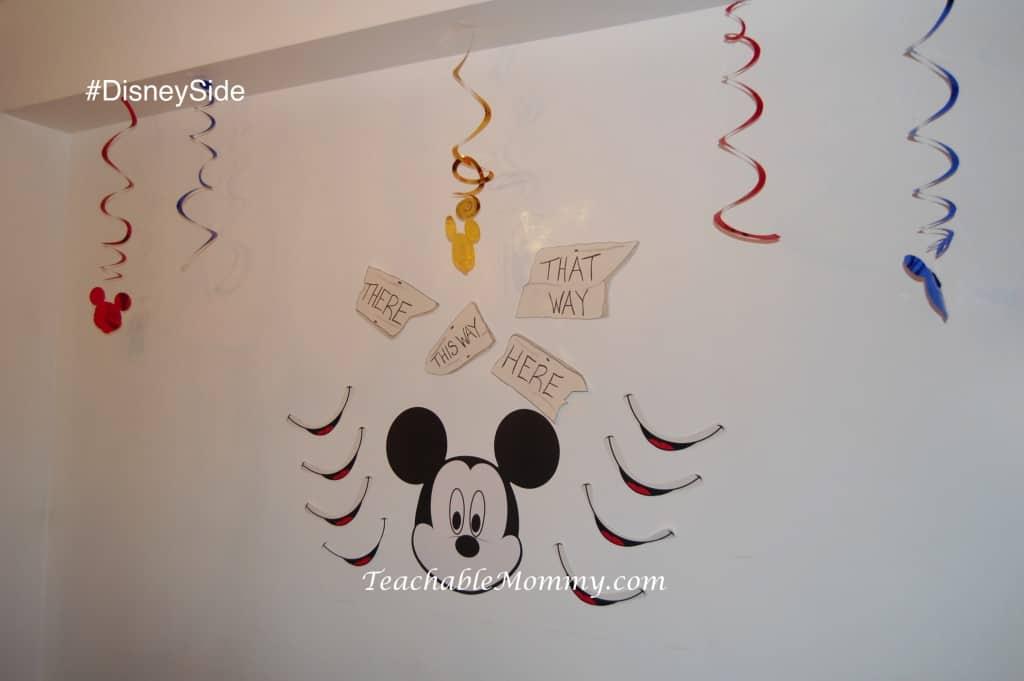 #DisneySide @ Home Celebration, Mickey Party Games
