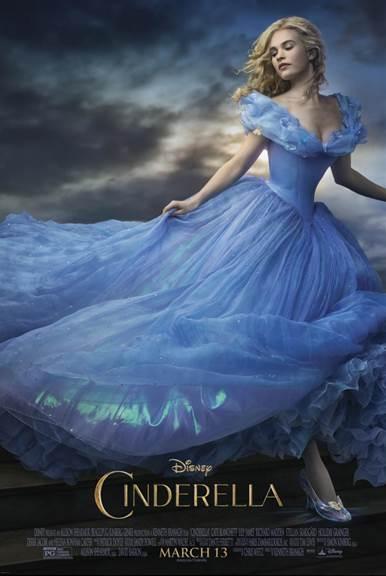 Cinderella Live Action Movie