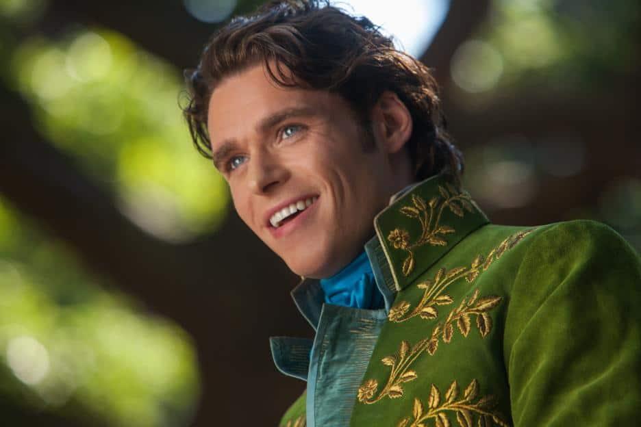 Cinderella Live Action Movie, Prince Charming