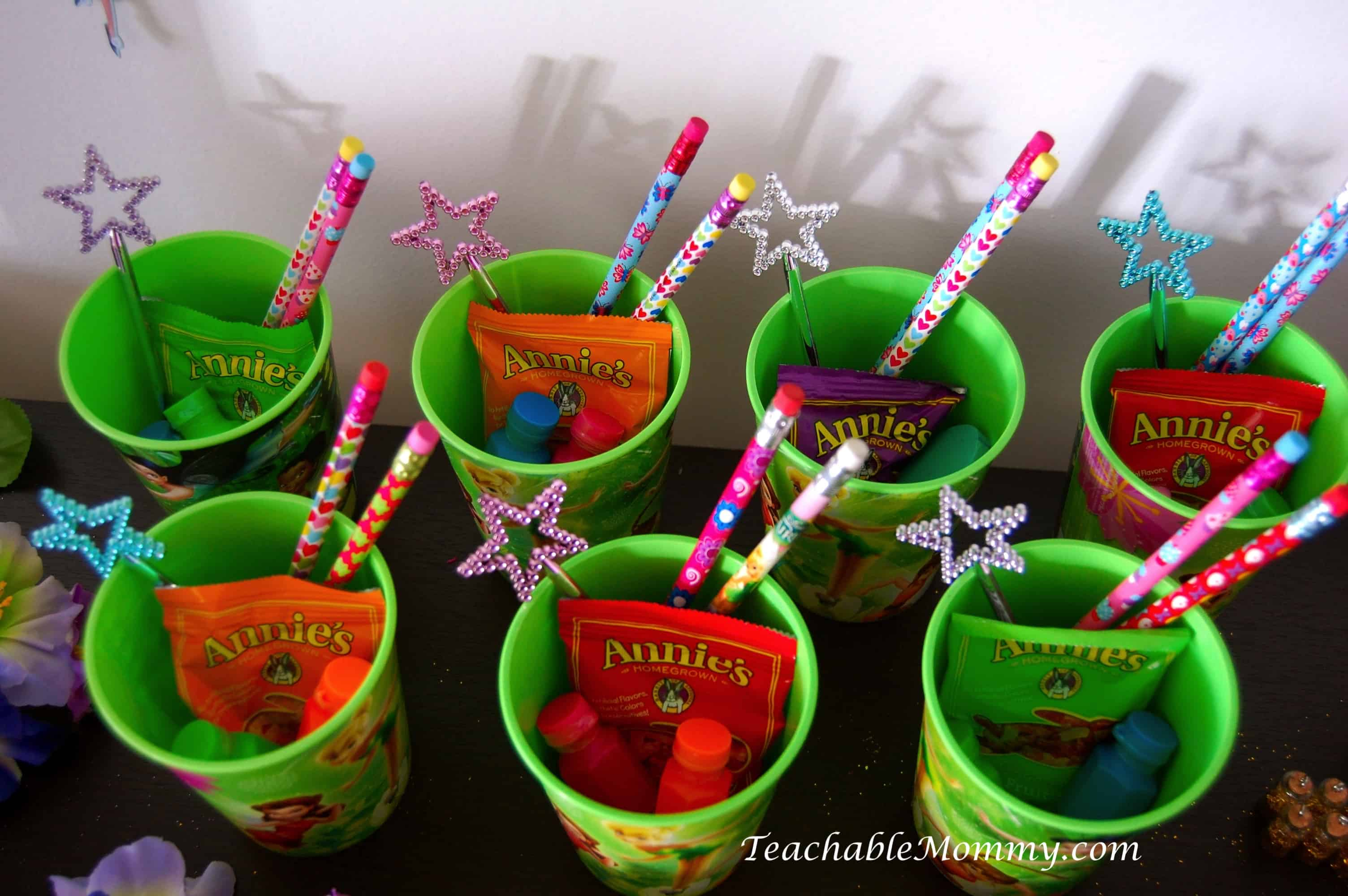 Host a TinkerBell Birthday Party! - With Ashley And Company
