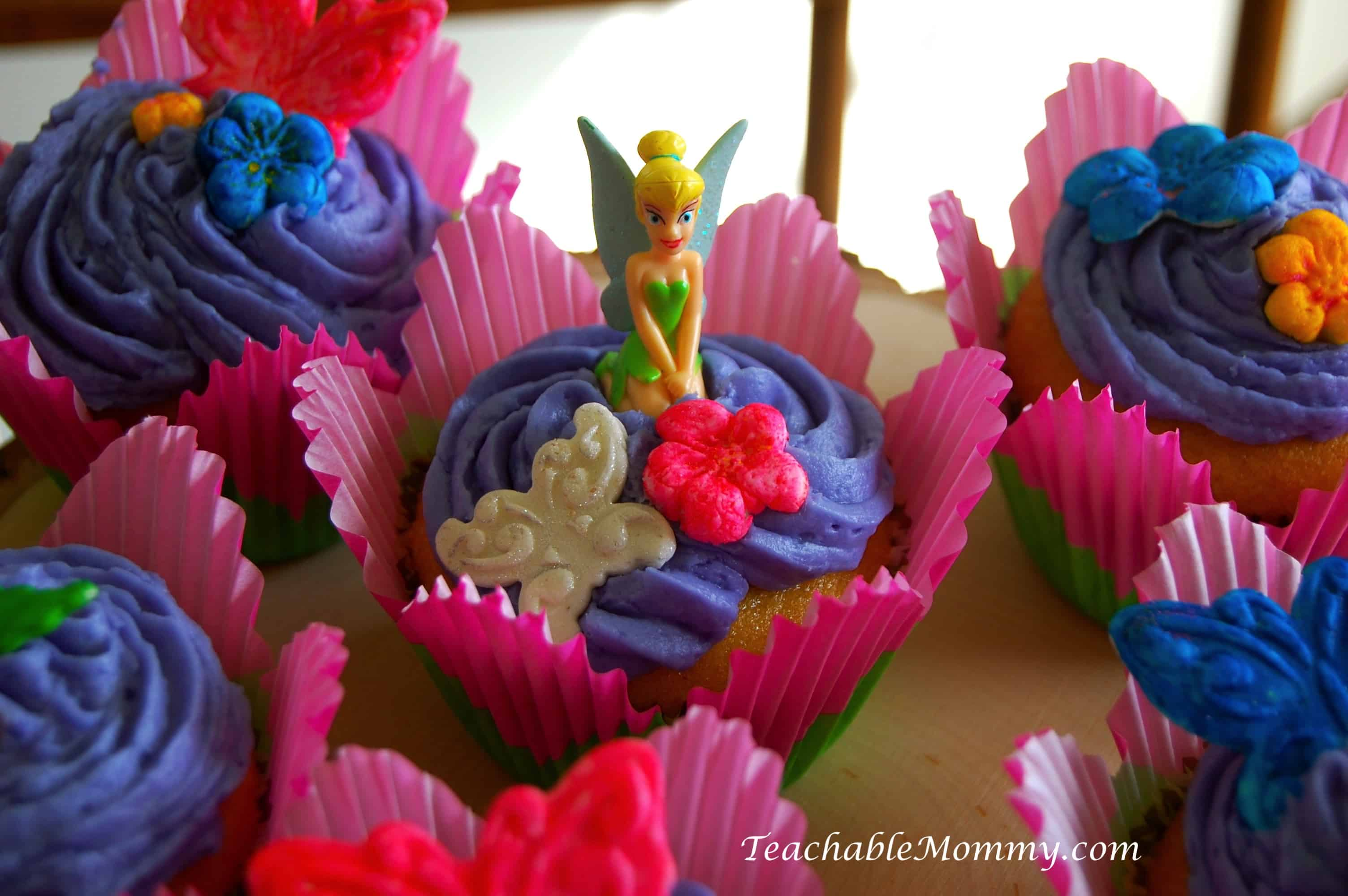 Host a TinkerBell Birthday Party!