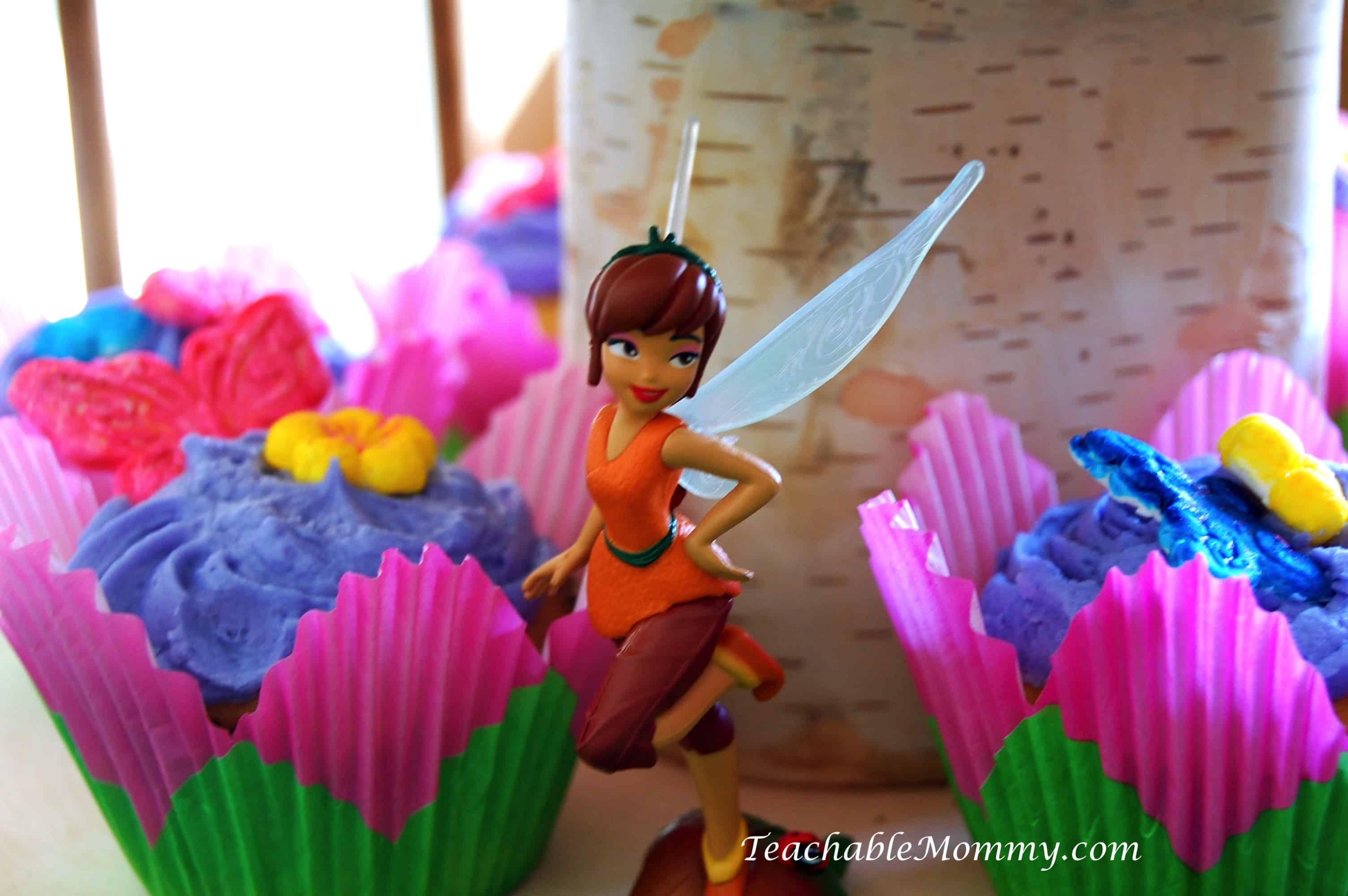 Host a TinkerBell Birthday Party! - Teachable Mommy