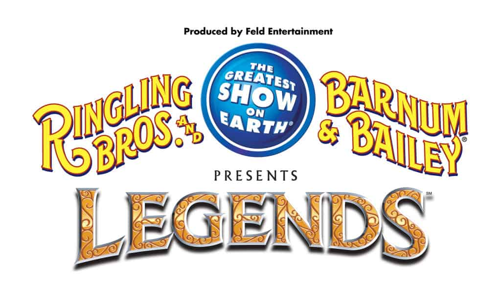 Ringling Bros. and Barnum & Bailey presents LEGENDS win tickets to the fairfax va show!