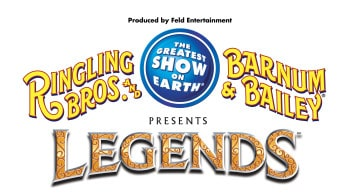 Ringling Bros. and Barnum & Bailey Presents LEGENDS! Win Tickets Today!