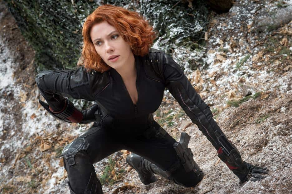 Avengers Age of Ultron review, free coloring sheets, Black Widow