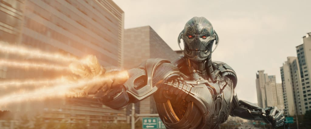 Avengers Age of Ultron review, free coloring sheets, Ultron