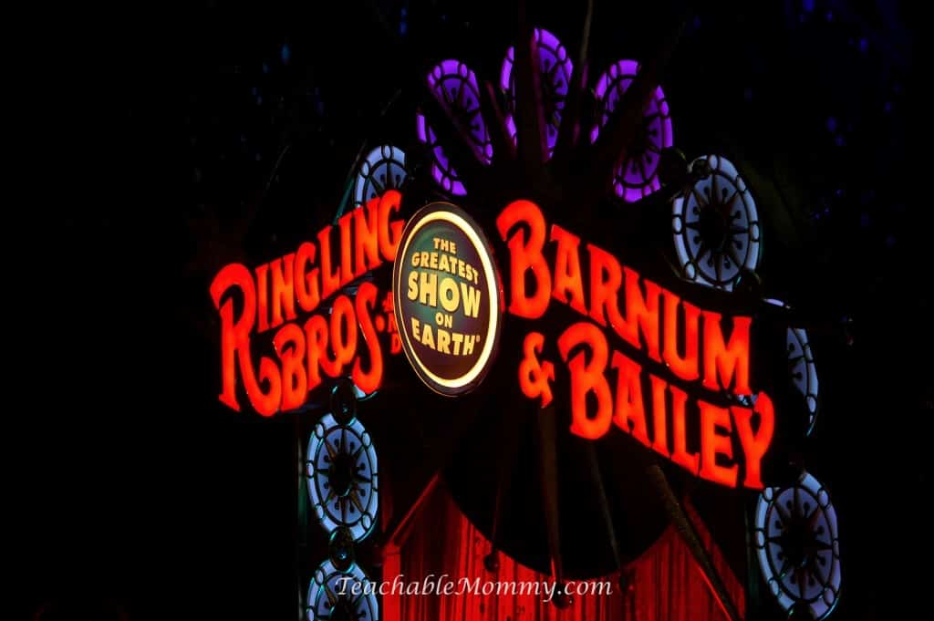 Ringling Bros. and Barnum & Bailey presents LEGENDS!