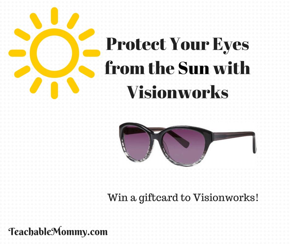 Visionworks eye health, Visionworks giveaway, visionworks giftcard