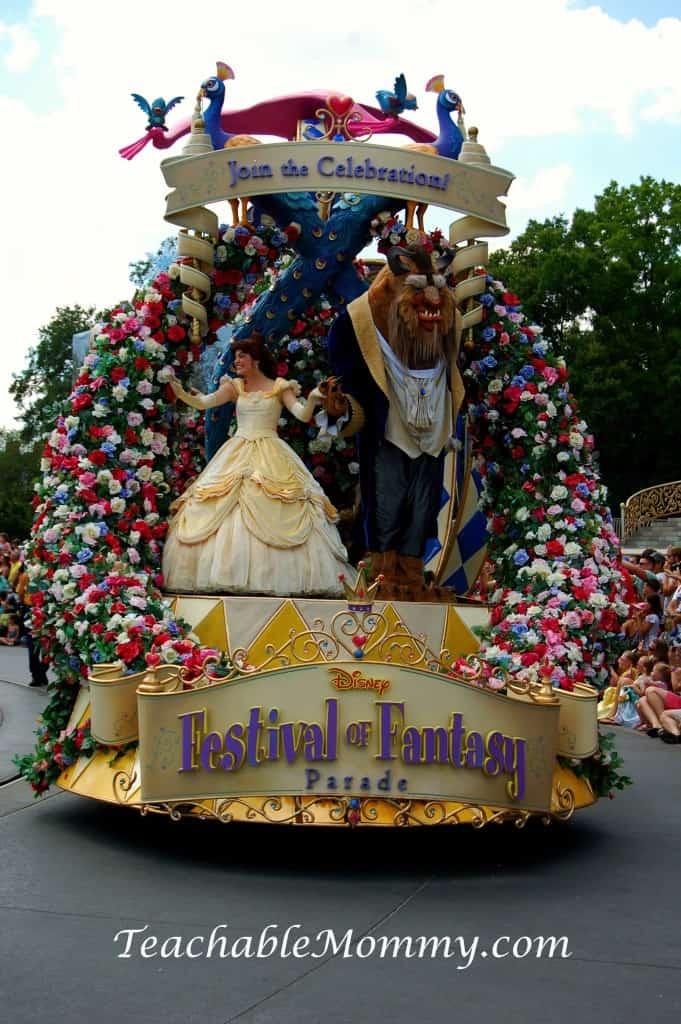Disney Social Media Moms Celebration, #DisneySMMC, #DisneySide, Festival of Fantasy