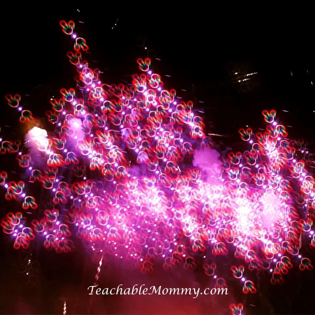 Disney Social Media Moms Celebration, #DisneySMMC, #DisneySide, Illuminations Reflections of Earth, Mickey Mouse Fireworks