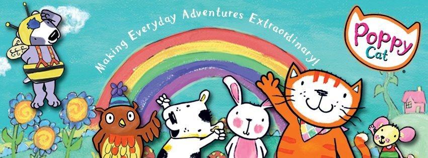 Poppy Cat Show for kids