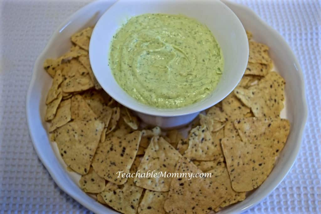 Greek Yogurt Ranch Avocado Dip, Greek Yogurt Avocado Ranch Dip, #StonyfieldBlogger