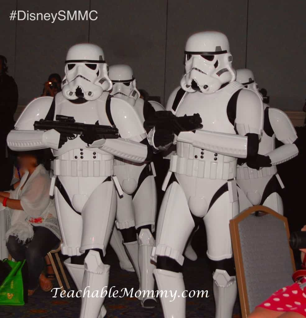 Storm Troopers, #DisneySMMC