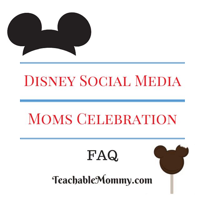 Disney Social Media Moms Celebration FAQ, How to get invited to Disney Social Media Moms